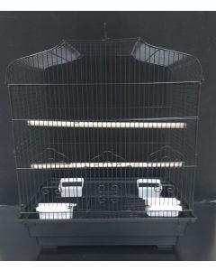 Jaula Negra para Aves 5804