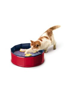 Piscina con Juegos para Gato Beeztees