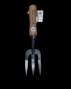 Cultivador (Tenedor) Con Mango de Madera