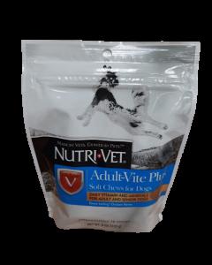 Vitaminas Masticables para Perro Adulto Nutrivet