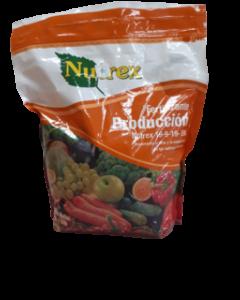 Fertilizante  Plantas Pequeñas 19-19-19  Nutrex