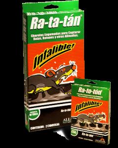 Trampa engomada para Ratones   Ratatan 2 paquetes