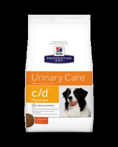 Alimento Medicado para Perro  C/D Cuidado urinario Hills 8.5 lbs
