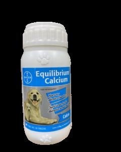 Suplemento para Perro Equilibrium Calcium 60 tabletas