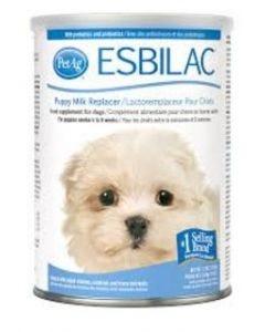 Leche en polvo para Perro Cachorro  Esbilac 12 onz