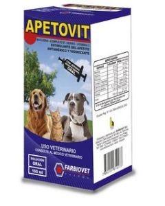 Estimulante del apetito    Apetovit Oral 100 mL