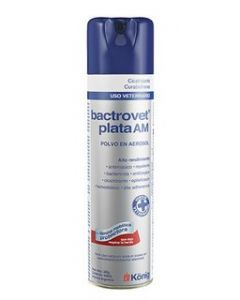 Spray para perros y gatos Bactrovet Plata AM 440 mL