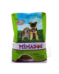 Alimento para Perro Cachorro  Mimados 2 Kg