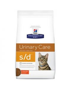 SCIENCE DIET 2/D CUIDADO URINARIO GATO 4 LB