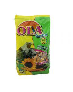 Alimento para Cobayos OLA 800 G