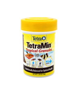 Alimento para Peces Tetramin Granulado 1.2 Oz.