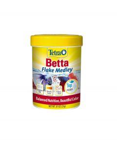 Alimento para Peces Betta  Tetra 23 gramos