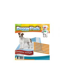 Pads para Perro   Melo Doggy Pads Large 14 und