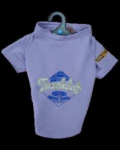 T-Shirt Lila Touchdog Talla L