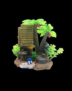 Adorno de Pecera Casa de Playa CH-1609