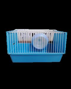 Jaula transportadora para hamster