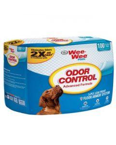 Pads   Control de olor Wee Wee Pads 100 und