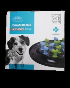 Gamebone plato con obstaculos para perro