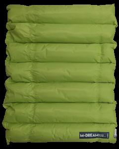 Cama Enrollable MP Verde/Gris