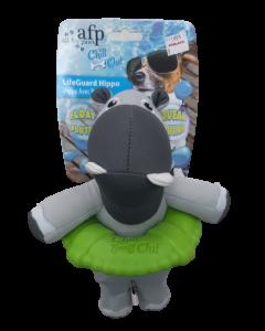 Hipopotamo de juguete para mascotas