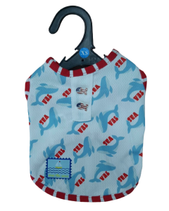 T-Shirt Playero Sea para Mascota XS