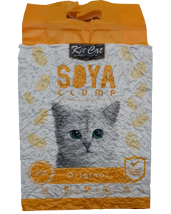 Arena Kit Cat para Gato Soya Original 7 L