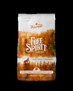 Alimento Seco para Perro  Sabor pavo Triumph Grain Free 14 lbs