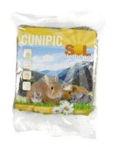 Heno con Manzanilla   Cunipic 500 gramos