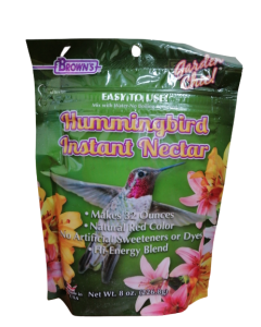 Néctar para colibrí Brown´s 8 oz
