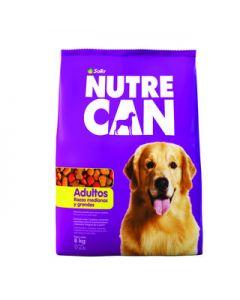 Alimento Seco para Perro Adulto Raza Mediana y Grande 8Kg