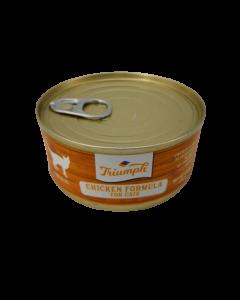 Alimento en Lata para Gato Triumph Sabor Pollo 5.5 Oz.