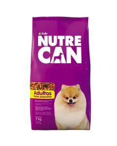 Alimento para Perro Adulto Nutrecan Raza Pequeña 2KG