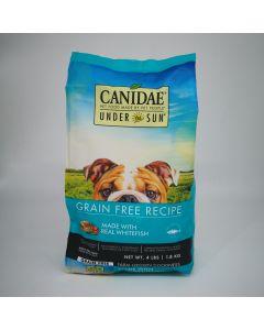 CANIDAE ADULTO GRAIN FREE PESCADO 4 lbs.