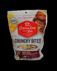 Snack para Perro Chicken Soup For The Soul Sabor Tocino y Queso 340 G.