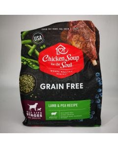 CHICKEN SOUP FOR THE SOUL ALL LIFE STAGES GRAIN FREE CORDERO - 4 lbs.