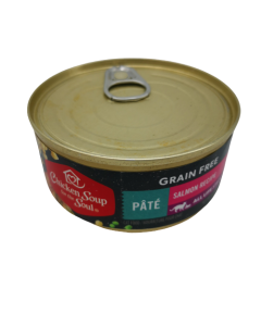 Alimento en Lata para Gato Chicken Soup For The Soul Grain Free Sabor Paté Salmon 5.5 Oz.