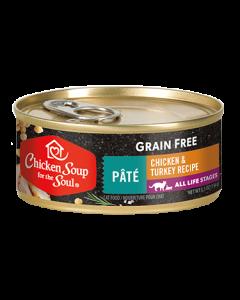 Alimento en Lata para Gato Chicken Soup For The Soul Grain Free Pate Pollo 5.5 0z.