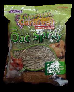 Snack para Pequeñas Especies Espigas y Avenas Browns Tropical Carnival