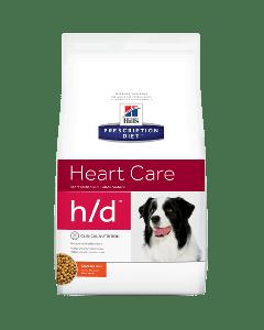 Alimento Medicado para Perro Hills Heart Care H/D 3.3 Lbs