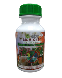 Insecticida orgánico Biomix 250 ml