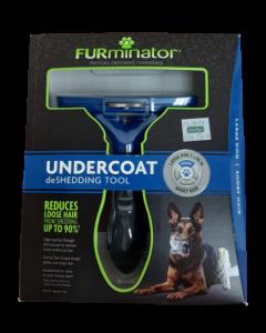 Cepillo para Perro Furminator Pelo Corto 3-12