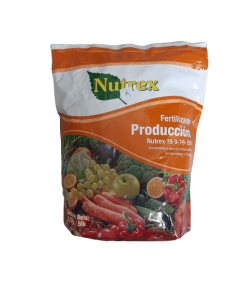 Abono Nutrex Producción 19-9-19 5lb