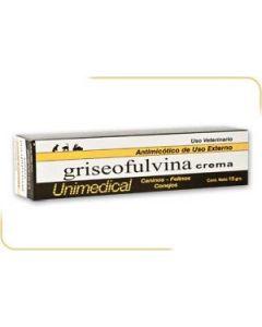 Crema Antimicótica Griseofulvina 250mg TUBO 15mg