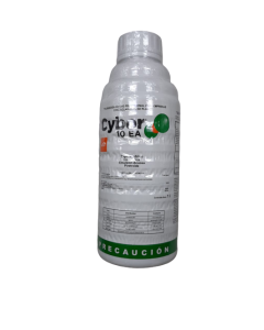 Insecticida Cybor 10 EA Litro