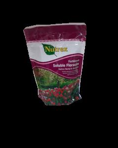 Fertilizante Nutrex Soluble Floración 6-20-30 1 LB
