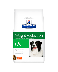 Alimento Medicado para Perro Hills Weight Reduction  R/D 8.5 Lbs