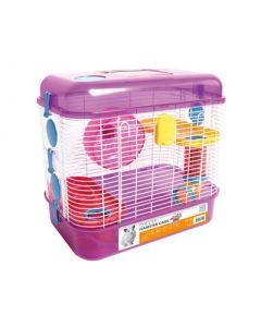 Jaula M-Pets para Hamster Color Mix