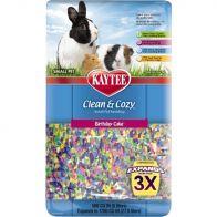 Viruta Kaytee Clean & Cozy Dulce de Cumpleaños 24.6 Lt