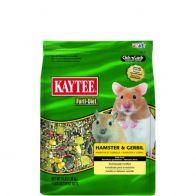 Alimento Kaytee Forti Diet para Hamster y Gerbil 3 LB