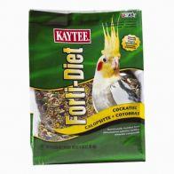 Alimento para cacatuas Kaytee Forti Diet 3 lbs